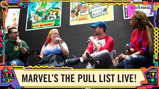 Marvel's Pull List LIVE at SDCC 2019!