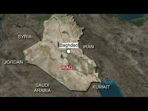 مقتل ثلاثة وعشرين شخصا على الأقل في تفجيرين ببغداد