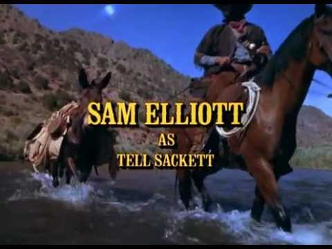 The Sacketts is listed (or ranked) 4 on the list The Best Sam Elliott Movies