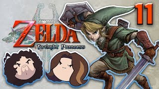 Zelda Twilight Princess: The Forest Temple - PART 11 - Game Grumps