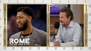 The Lakers Are The Favorite in The West | The Jim Rome Show