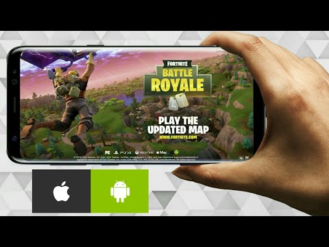 Download Fortnite Battle Royale For Android/iOS