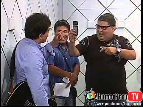 El Especial Del Humor 13/04/13 William Luna En EL ASCENSOR 13/04/2013 (2/7)