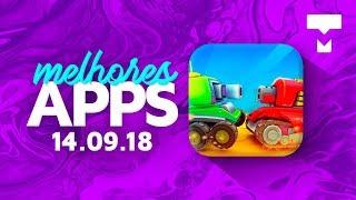 Melhores Apps da Semana para Android e iOS (14/09/2018) - TecMundo