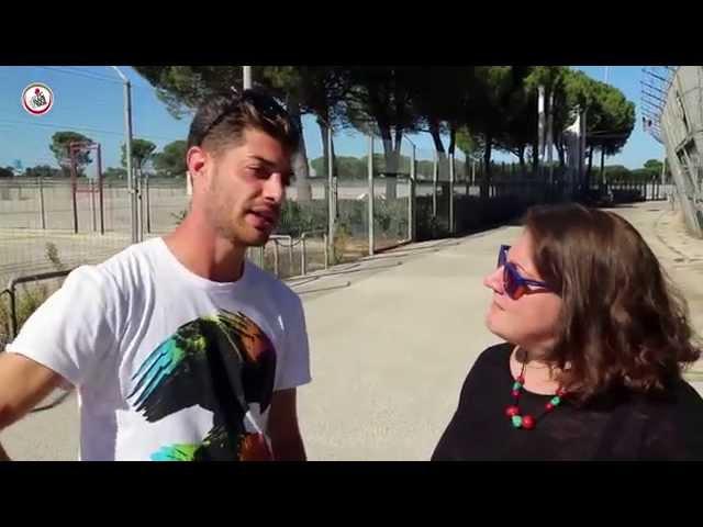 «Fuori campo. Conosci la Bari» #1: Stefano Sabelli