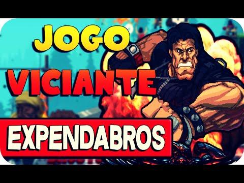 Jogo Gratuito Viciante - The Expendabros