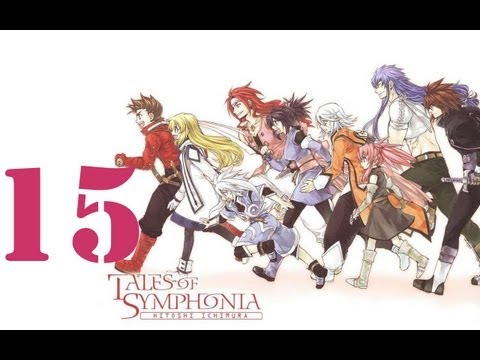 Let's Play Tales of Symphonia Part 15