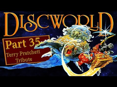 video thumbnail: Terry Pratchett's Discworld - Part 35 - Shutting the dog...