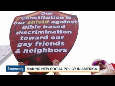 How Social Issues Are Shifting Quickly in U.S.