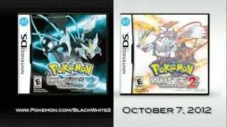 Pokémon Black and White 2 - June Trailer