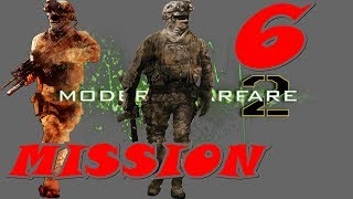 Call of Duty Modern Warfare 2 Gameplay Walkthrough | Mission 6 | Wolverines!
