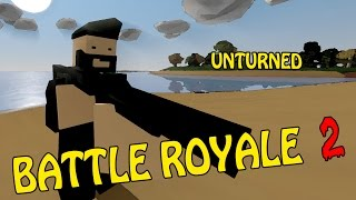 Unturned PVP Battle Royale FR 02 : Survivre