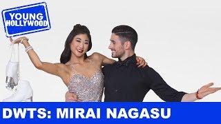 Olympian Mirai Nagasu Shares Intense Diet For Dancing With the Stars!