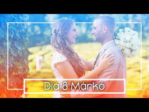 Dia & Márkó Nagy Napja - 2019