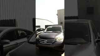 2012 Honda CRV for Carol