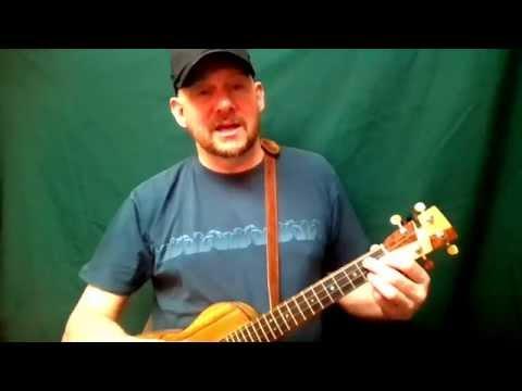 MUJ: 59th Street Bridge Song, aka Feelin Groovy  Paul Simon ukulele tutorial