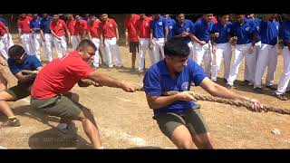 ANNUAL SPORTS DAY 2018- INDIAN MARITIME UNIVERSITY, MUMBAI PC- (Relay, Tug of war, Prize ceremony)