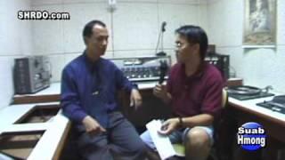 Suab Hmong Hnubci:  A visited to Chiangmai Hmong Radio Program in Chiangmai, Thailand