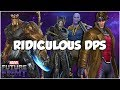 Epic Gambit Showcase! World Boss Smackdown x3 - Marvel Future Fight