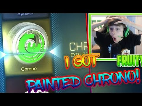 PAINTED CHRONO IN CRATE! | *INSANE* ACCELERATOR CRATE OPENING | Rocket League