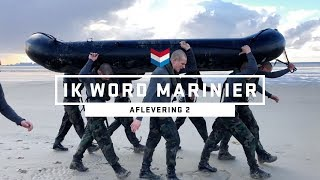 STUK GAAN OP TEXEL | IK WORD MARINIER #2