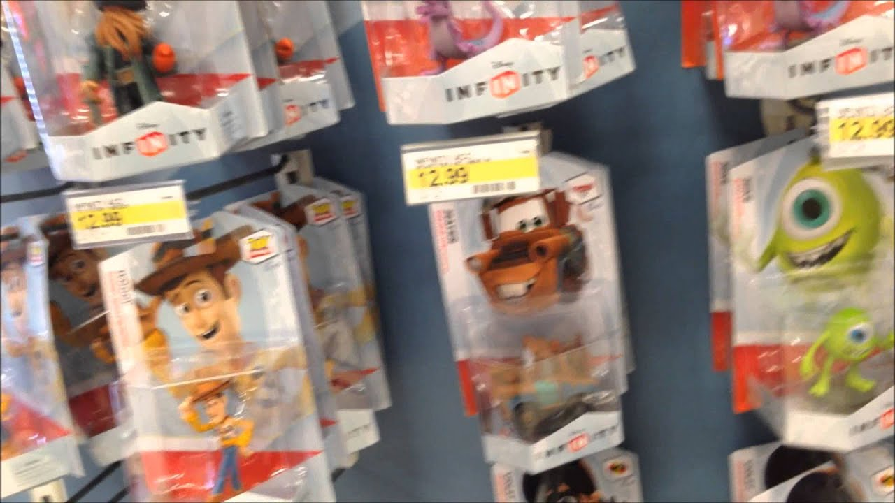 Disney Infinity Hunting And New Character Release Info