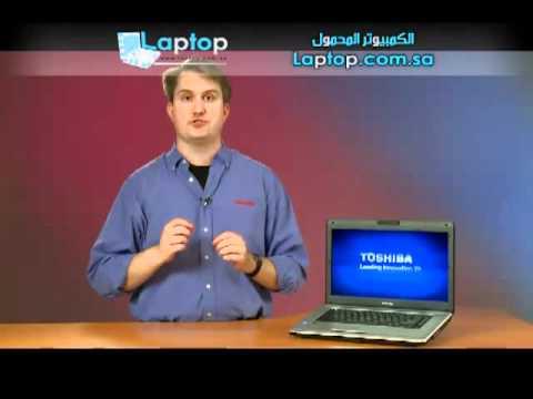 Toshiba Satellite Pro L450 Series Laptop - Insider Review Vi.mp4