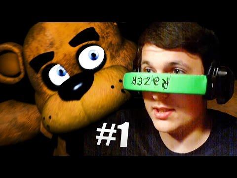 ПЛЮШЕВЫЙ КОШМАР! [Five Nights at Freddy's] #1