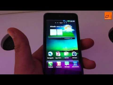 Análisis LG Optimus 2X (Review)