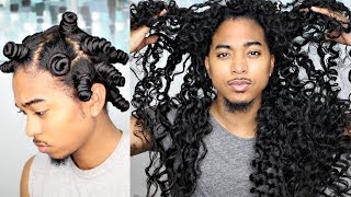 Bantu Knot Out | First Time | Pass or Fail?