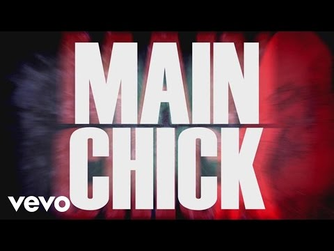 Kid Ink - Main Chick (Lyric) ft. Chris Brown