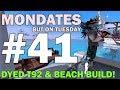 Runescape's Mondates | Journey 41 [T92 DYES & BEACH BUILD!] Runescape 3 Updates
