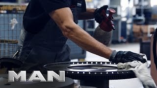 MAN Genuine Parts® ecoline - Ecological and economical in one
