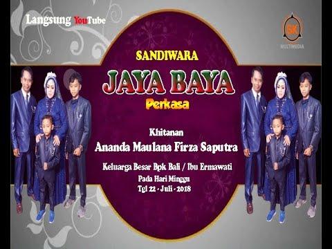 Live Cover Sandiwara JAYA BAYA Perkasa Kelurahan Pasalakan Tgl 22 Juli 2018 Siang