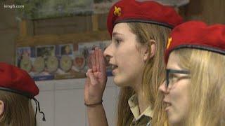 Female Scouts BSA troop joins Pacific Harbors Council