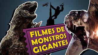 8 MELHORES FILMES DE MONSTROS GIGANTES