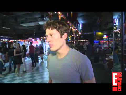 Zach Gilford - Extended Interview with E! Watch With Kristin