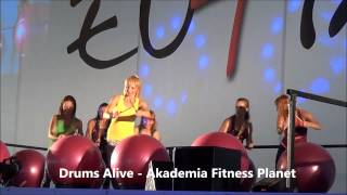 Drums Alive - Poland Eu4ya 2014 Akademia Fitness Planet