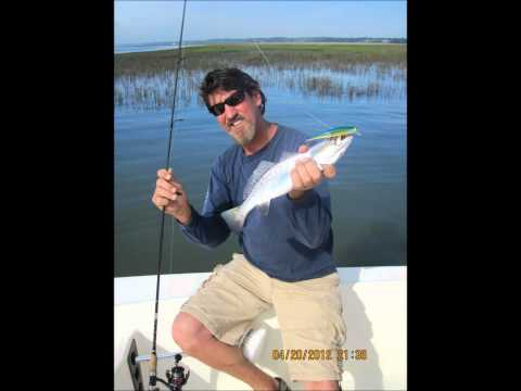 St Simons Island Fishing April 2012.wmv