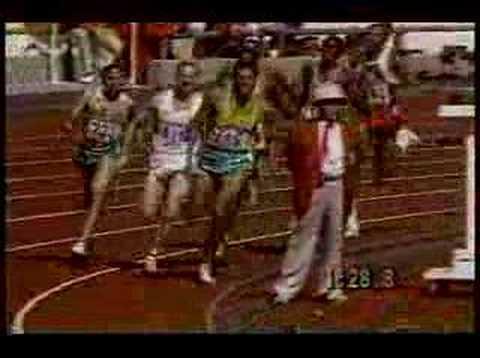 1988 Olympic Games Men's 800 meters final