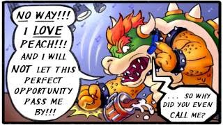 Ganondorf Gives Bowser Relationship Advice