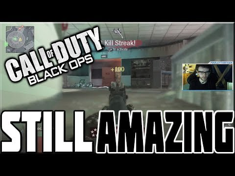 CALL OF DUTY BLACK OPS IS STILL AMAZING!