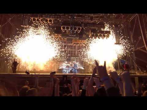 Rammstein - Ich will @ Rockfest 2017