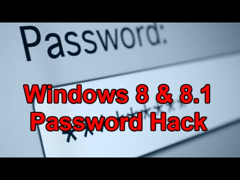 Change Windows 8 & 8.1's Password Without Third Party Software