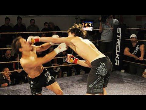 Ахиллес против Уличного бойца, Крутой бой!!