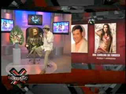 SuperXclusivo 6/9/10 - Terminan Héctor Marcano y Ana Carolina Da Fonseca Video