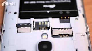 Обзор смартфонов Ritmix - RMP 505 и 506. Лаборатория Ritmix_ Выпуск 52