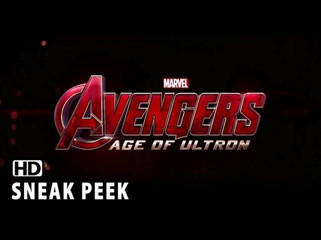 Avengers: Age of Ultron Trailer #2 Sneak Peak (2015) HD