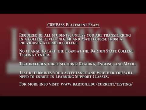 Darton State College Testing Center