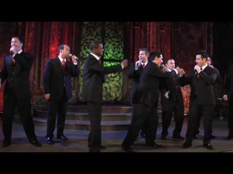Straight No Chaser - The Christmas Can-Can (With A Special Greeting) Video